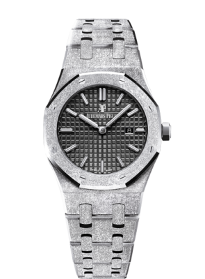 Audemars Piguet Frosted Gold Кварцевые #67653BC.GG.1263BC.02 (фото 1)