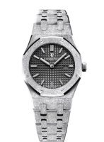 Часы Audemars Piguet Frosted Gold Кварцевые #67653BC.GG.1263BC.02