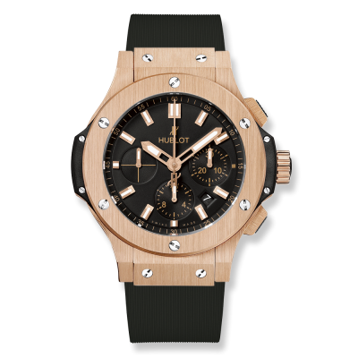 Hublot Gold 44mm Rose Gold chronograph 301.PX.1180.RX (фото 1)