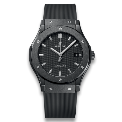 Hublot Black Magic 45mm Black Ceramic 511.CM.1771.RX (фото 1)