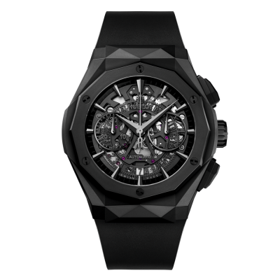 Hublot Aerofusion Chronograph Orlinski All Black 45mm 525.CI.0119.RX.ORL18 (фото 1)