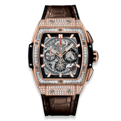 Hublot Spirit Of King Gold Jewellery 42mm 641.OX.0183.LR.0904 (фото 1)