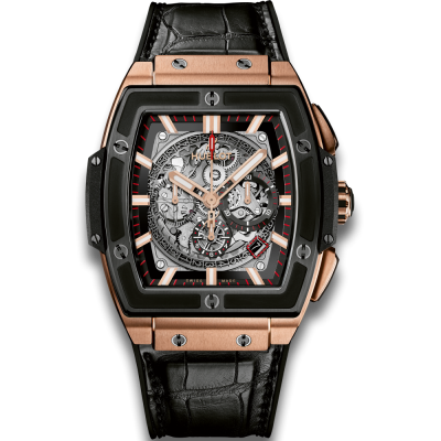 Hublot Spirit Of King Gold Ceramic 601.OM.0183.LR (фото 1)