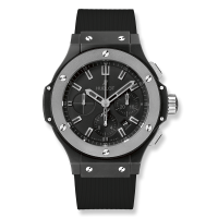 Часы Hublot Ice Bang Black Ceramic Tungsten 301.CK.1140.RX