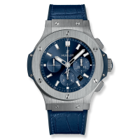 Часы Hublot Steel Blue 44mm 301.SX.7170.LR