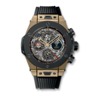 Часы Hublot Unico Perpetual Calendar Magic Gold Ceramic 45mm 406.MC.0138.RX