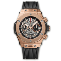 Часы Hublot Unico King Gold 411.OX.1180.RX