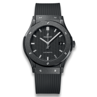 Часы Hublot Black Magic 45mm Black Ceramic 511.CM.1771.RX