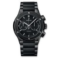 Часы Hublot Chronograph Black Magic Bracelet 45mm 520.CM.1170.CM