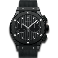 Часы Hublot Black Magic 45mm Ceramic chronograph 521.CM.1771.RX