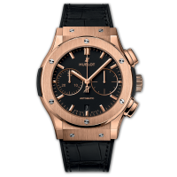 Часы Hublot Chronograph King Gold 521.OX.1181.LR