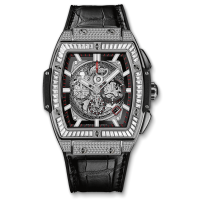 Часы Hublot Spirit Of Titanium Jewellery 601.NX.0173.LR.0904