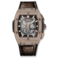 Часы Hublot Spirit Of King Gold Pave 601.OX.0183.LR.1704