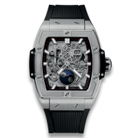 Часы Hublot Spirit Of Moonphase Titanium 647.NX.1137.RX