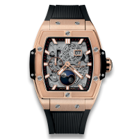 Часы Hublot Spirit Of Moonphase King Gold 647.OX.1138.RX
