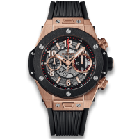 Часы Hublot Unico King Gold Ceramic 411.OM.1180.RX