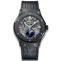 Часы Hublot Aerofusion Moonphase Black Magic 517.CX.0170.LR