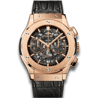Часы Hublot Aero Chronograph King Gold 525.OX.0180.LR