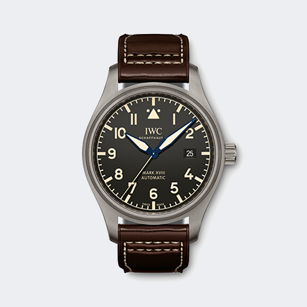 IWC Pilot's Watch Mark XVIII Heritage IW327006 (фото 1)