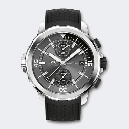 IWC AQUATIMER CHRONOGRAPHEDITION «SHARKS» IW379506 (фото 1)