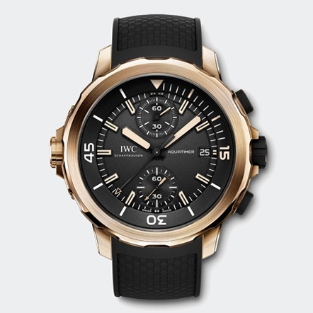 IWC Aquatimer Chronograph Edition «Expedition Charles Darwin» IW379503 (фото 1)