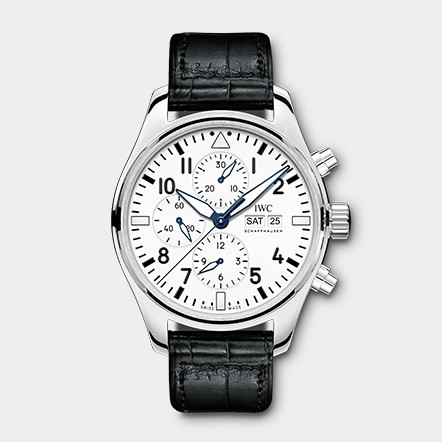 IWC Pilot's Watch ChronographEdition «150 Years» IW377725 (фото 1)