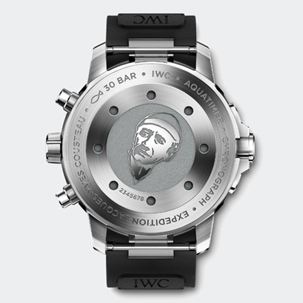IWC Aquatimer Chronograph Edition «Expedition Jacques-Yves Cousteau» IW376805 (фото 2)