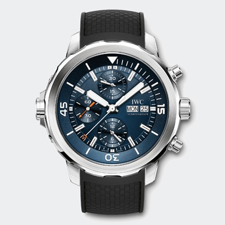 IWC Aquatimer Chronograph Edition «Expedition Jacques-Yves Cousteau» IW376805 (фото 1)
