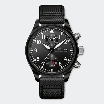 IWC Pilot's Watch Chronograph TOP GUN IW389001 (фото 1)