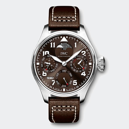 IWC Big Pilot's Watch Perpetual CalendarEdition «Antoine de Saint-Exupery» IW503801 (фото 1)