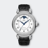 Часы IWC Da Vinci Automatic Moon Phase 36Edition «150 Years» IW459309