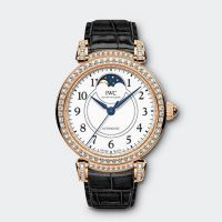 Часы IWC Da Vinci Automatic Moon Phase 36Edition «150 Years» IW459304
