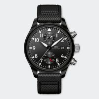 Часы IWC Pilot's Watch Chronograph TOP GUN IW389001