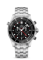 Часы Omega Co-Axial GMT Chronograph 44 mm 212.30.44.52.01.001
