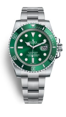 Rolex Submariner Date 116610LV (фото 1)
