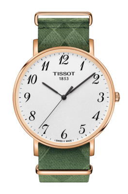 Tissot EVERYTIME LARGE NATO T109.610.38.032.00 (фото 1)