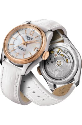 Tissot BALLADE POWERMATIC 80 COSC LADY T108.208.26.117.00 (фото 3)