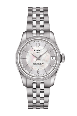 Tissot BALLADE POWERMATIC 80 COSC LADY T108.208.11.117.00 (фото 1)