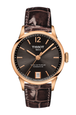Tissot CHEMIN DES TOURELLES POWERMATIC 80 LADY T099.207.36.447.00 (фото 1)