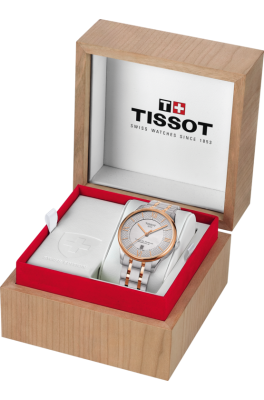 Tissot CHEMIN DES TOURELLES POWERMATIC 80 HELVETIC PRIDE LADY T099.207.22.118.01 (фото 3)