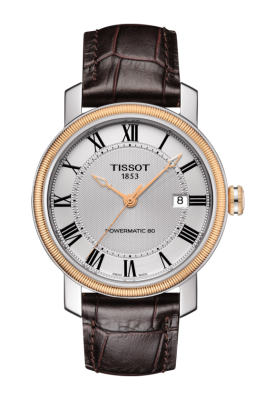 Tissot BRIDGEPORT POWERMATIC 80 T097.407.26.033.00 (фото 1)