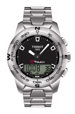 Tissot T-TOUCH II STAINLESS STEEL T047.420.11.051.00 (фото 1)