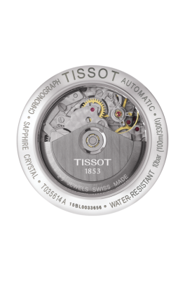 Tissot COUTURIER AUTOMATIC CHRONOGRAPH T035.614.11.031.00 (фото 2)