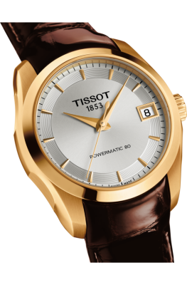Tissot COUTURIER POWERMATIC 80 LADY T035.207.36.031.00 (фото 3)