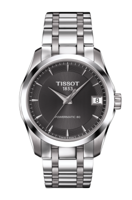 Tissot COUTURIER POWERMATIC 80 LADY T035.207.11.061.00 (фото 1)