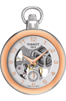 Часы Tissot POCKET MECHANICAL SKELETON T853.405.29.412.01