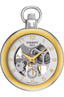 Часы Tissot POCKET MECHANICAL SKELETON T853.405.29.412.00