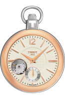 Часы Tissot POCKET MECHANICAL SKELETON T853.405.29.267.01