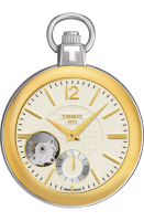 Часы Tissot POCKET MECHANICAL SKELETON T853.405.29.267.00