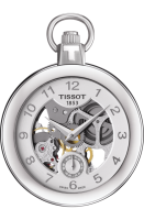 Часы Tissot POCKET MECHANICAL SKELETON T853.405.19.412.00